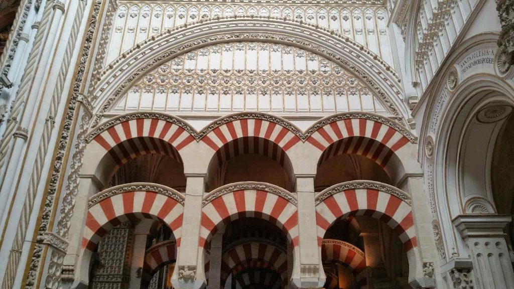 the-mosque-of-cordoba-decorated-detailed-arches