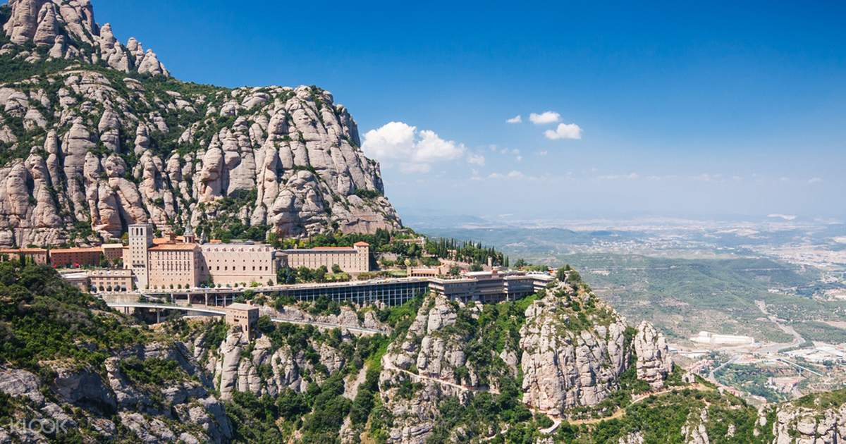 Montserrat Half or Full Day Tour from Barcelona