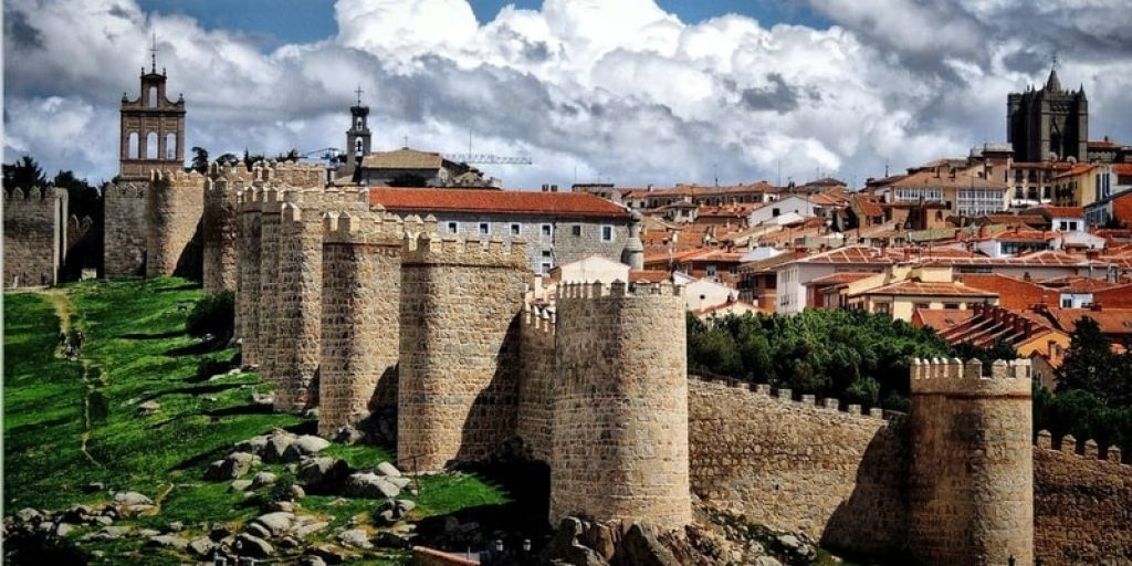 Three Cities Day trip to Segovia, Avila and Toledo