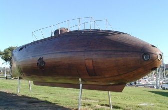 Ictineo II: The Wooden Submarine