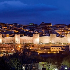 Day Trip: Madrid to Avila, Spain