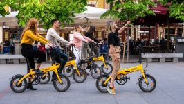 Madrid Bike Tour (peddle and e-bikes) 2019
