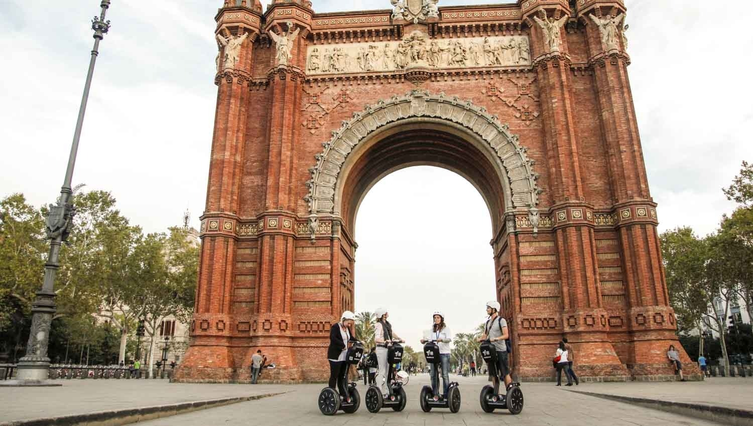 The Best Segway Tours in Barcelona